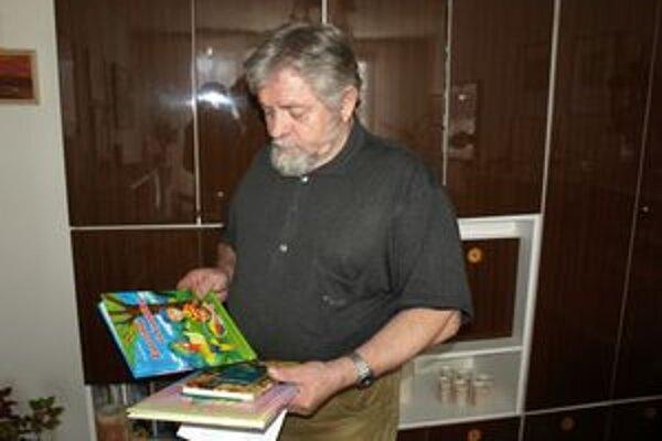 Sedemdesiatnik Ondrej Nagaj.