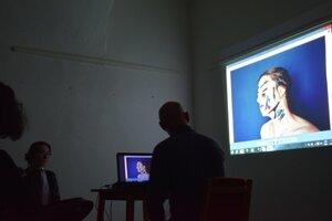 prezentácia a hodnotenie fotografov