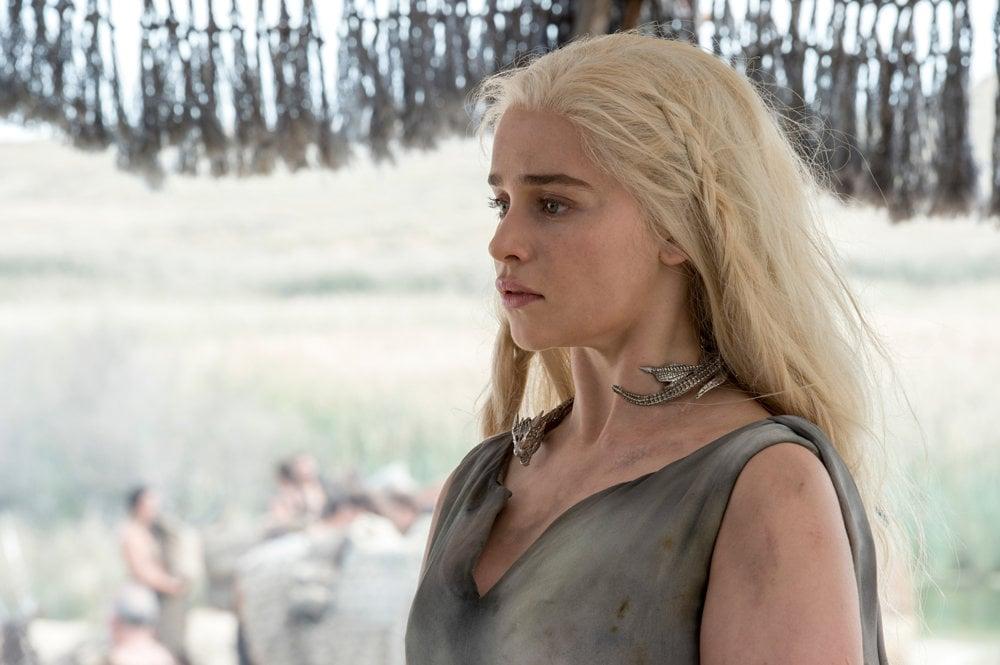 Emilia Clarke ako Daenerys Targaryen. Nová kráľovná?