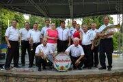 Dychová hudba Bošáčanka sa stala legendou