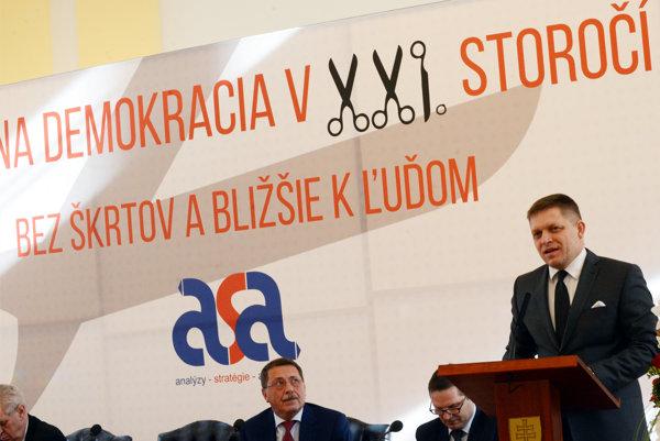Medzinárodná konferencia Sociálna demokracia v 21. storočí.