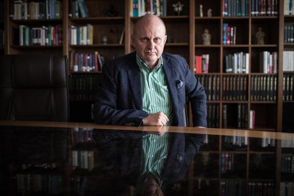 Advokát rodiny Kušnírovcov Roman Kvasnica.