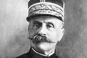 Francúzsky generál Ferdinand Foch.