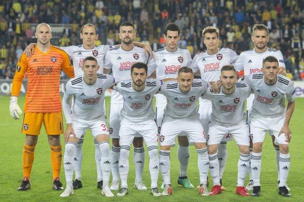 Futbalisti Spartaku Trnava postúpili.