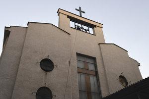 Kostol Krista Kráľa.