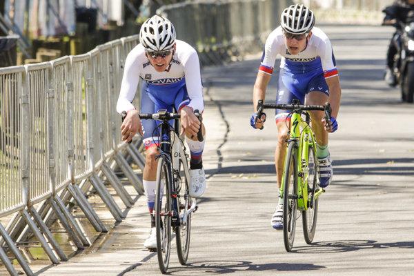 Lukáš Kubiš (vpravo) Ilustračné foto.