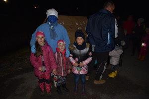 Medzi účastníkmi bolo zaregistrovaných takmer 150 detí.