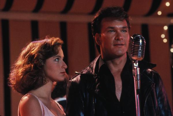 Baby - Jennifer Gray a Johnny - Patrick Swayze v Hriešnom tanci z roku 1987.