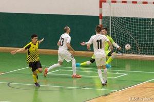 Futsalisti Makroteamu sa v sobotu predstavia na domácej palubovke.