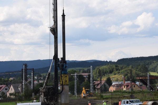 Stavbu plánujú dokončiť v decembri 2020.