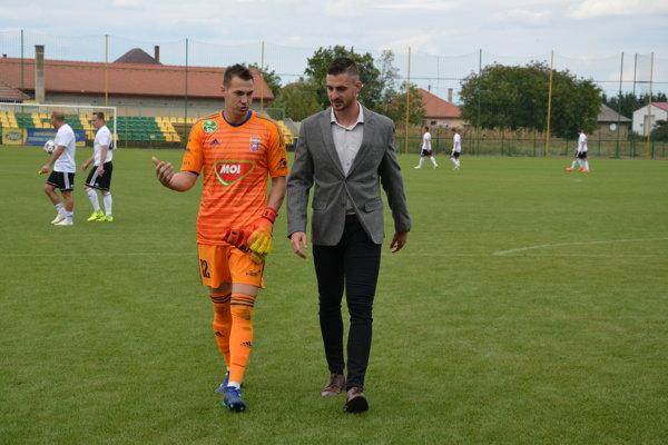 V Maďarskom pohári došlo aj na stretnutie Slovákov, Tomáša Prisztácsa na jednej a Tomáša Tujvela na druhej strane.