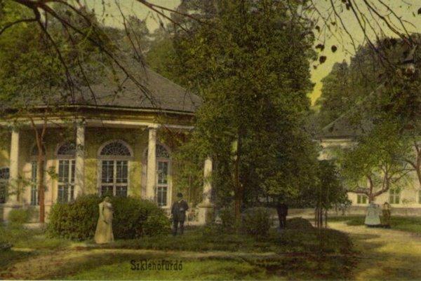Kúpele v Sklených Tepliciach patria medzi najstaršie na Slovensku.