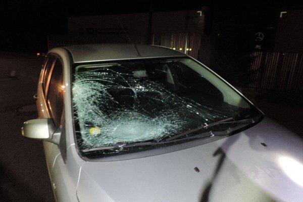 Vodič nebol pod vplyvom alkoholu, u chodca nariadili odber krvi.