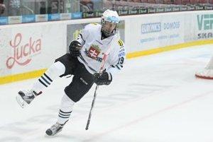 Marián Studenič patrí medzi najväčšie talenty slovenského hokeja.