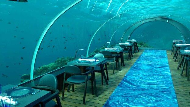 Aj takto môže vyzerať reštaurácia v hoteli