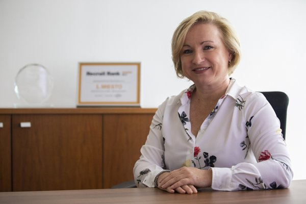 Zuzana Rumiz, riaditeľka ManpowerGroup na Slovensku.