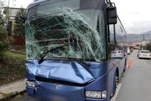 Nehoda sa nezaobišla bez zranení.