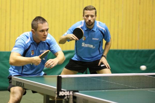 Radoslav Blažek (vľavo) a Pavel Petráš.