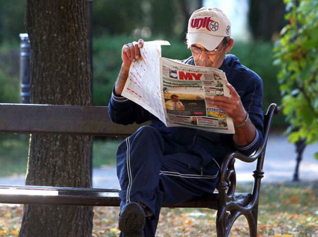 Pohoda s MY Novohradskými novinami.