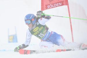 Petra Vlhová ešte včera stihla preteky odjazdiť. Organizátori však v nedeľu pre nepriaznivé podmienky obrovský slalom mužov zrušili.