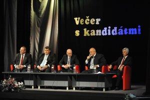 Kandidáti na primátora Vranova.