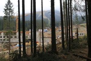 Výstavba v Demänovskej Doline sa miestnym nepáči.