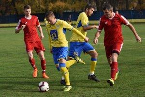 Sobrance doma proti Čičarovciam potvrdili úlohu favorita a vyhrali 2:0.