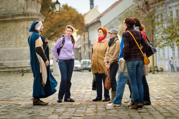 Trnavčania aj návštevníci mesta sa môžu tešiť na prehliadky so sprievodcom.