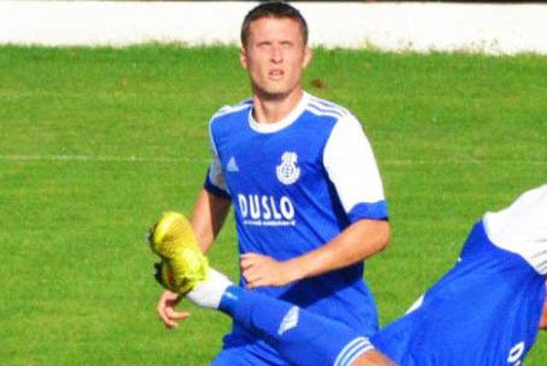 Michal Hambalek v Šali skončil a nie je vylúčené, že sa vráti do Nededu.