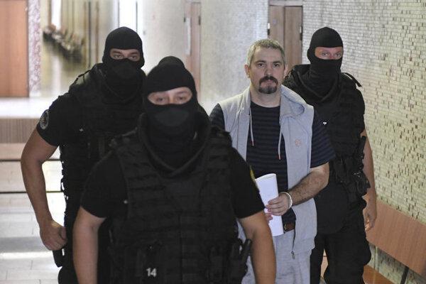 Rozhodovanie o vydávacej väzbe pre Vladimíra G.