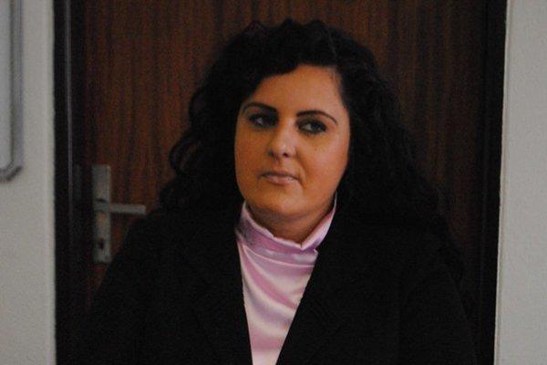 Svetlana Pavlovičová.