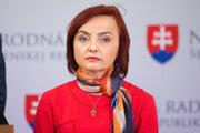 Katarína Macháčková.