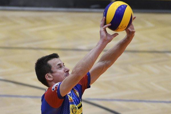 Roman Németh ešte ako hráč na sklonku kariéry v Starej Ľubovni.