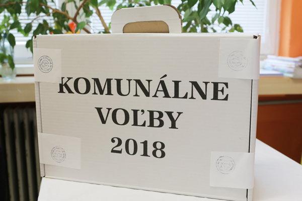 V týchto komunálnych voľbách je vo Svrčinovci jedinou kandidátkou na starostu súčasná starostka.