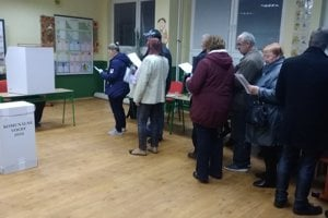 Lisková - veľa záujemcov o kreslo starostu a aj veľký záujem o voľby zo strany voličov.