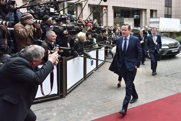 Udrží David Cameron Britániu v Európskej únii?