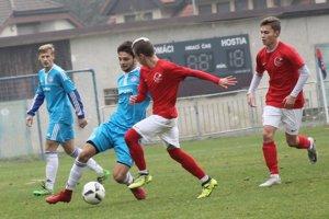 2. liga st. dorast U19: Partizán Bardejov BŠK – TJ Sokol Ľubotice 1:0 (1:0), gól Paňko.