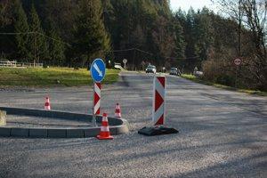 Nový bezpečnostný ostrovček pribudol aj v Turí.