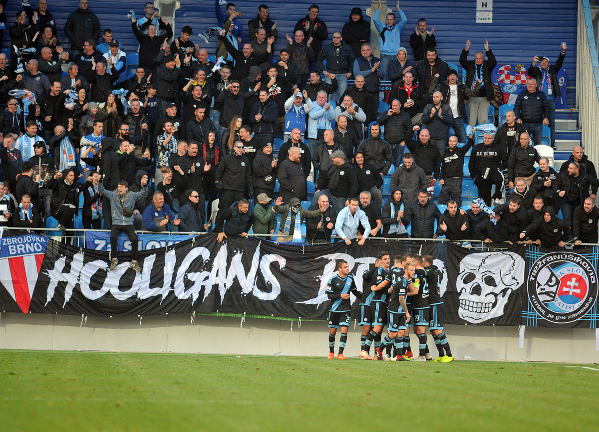 Slovan v nervóznom zápase porazil Nitra (Fortuna liga) - sport.sme.sk d333afd1616