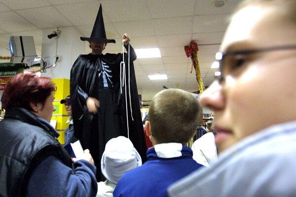 Noc z 5. na 6. decembra 2003 bola jednoducho čarovná.