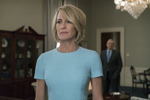 House of Cards, Robin Wright