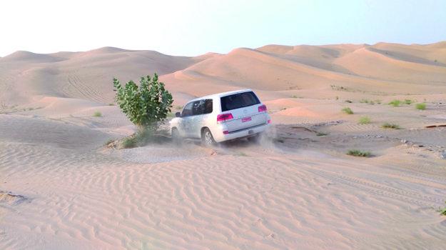 Púštne safari a jazda po púšti