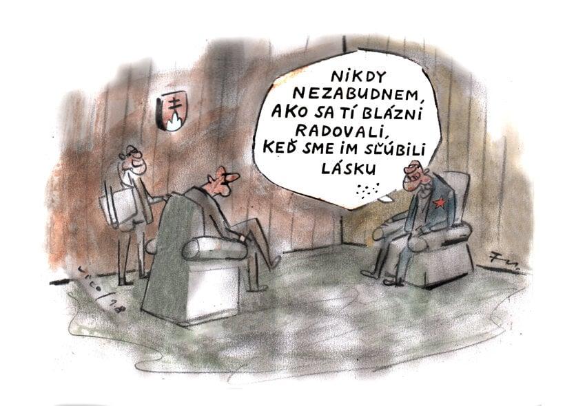 Boľševická (Vico) 18. november