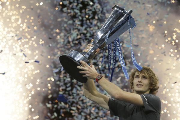 Obhajca titulu z turnaja majstrov Alexander Zverev.