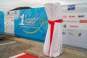 Ultra-Fast nabíjacia stanica