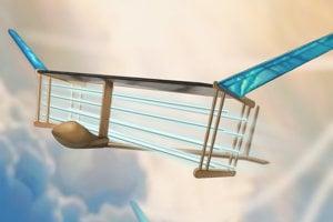 Nové lietadlo od MIT nemá pohyblivé časti, je poháňané iónovým vetrom.