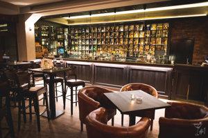 Štýlový americký bar