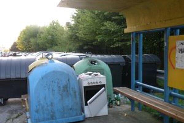 Ilustračné foto. Mesto dostalo pokutu za verejné obstarávanie súvisiace s odpadom.