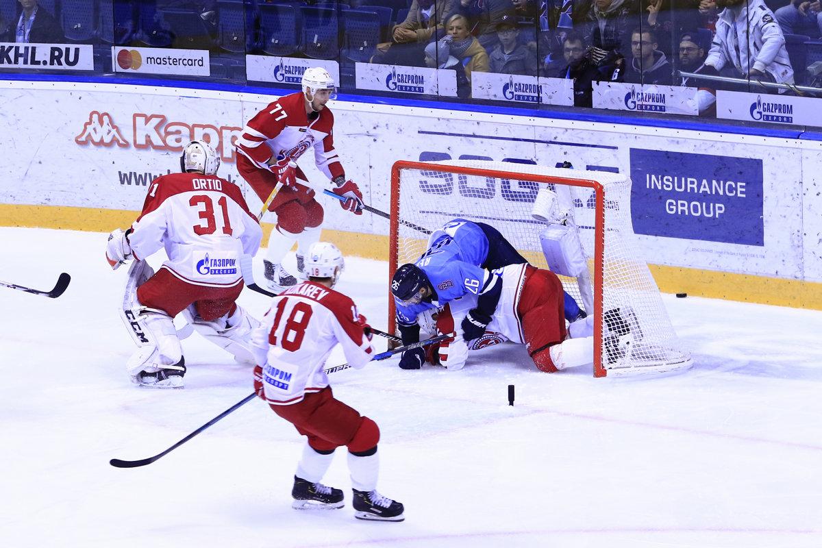 92925998ec467 Slovan Bratislava : Víťaz Podoľsk - ONLINE (KHL 2018/19) - Šport SME