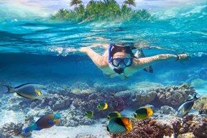 Exotickú dovolenku treba plánovať niekoľko mesiacov vopred.